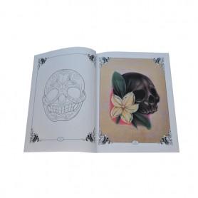Illustration Book tatouage
