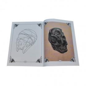 Illustration Book idée tatouage