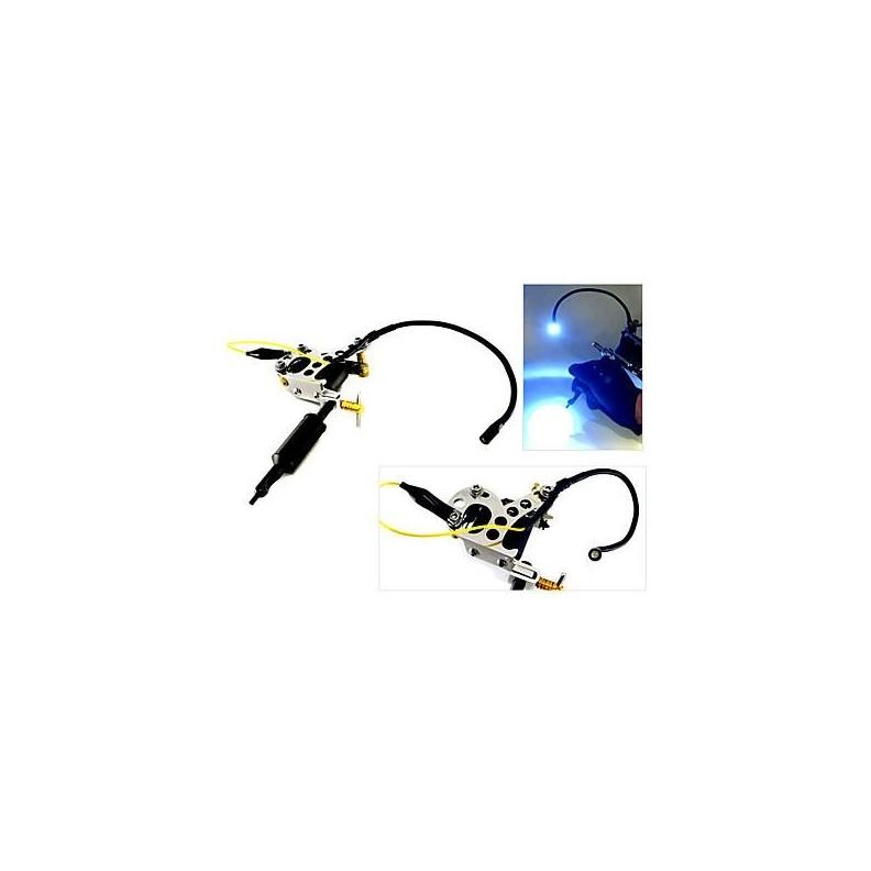 Devilish Tattoo À Lampe Tatouer Machine Led Pour Flexible wOP0Xk8n