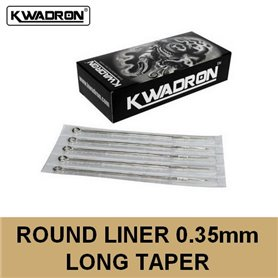Aiguille Round Liner (RL) 0,35mm Kwadron