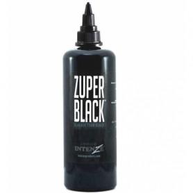 Encre INTENZE Zuper Black 240ML pour le tatouage
