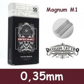 Aiguilles Magnum (M1) 0,35mm Deluxe - Par 5 ou 50