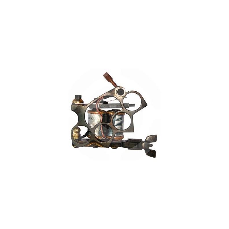 Machine BAVARIAN CUSTOM IRONS Knuckle - Liner ou Shader