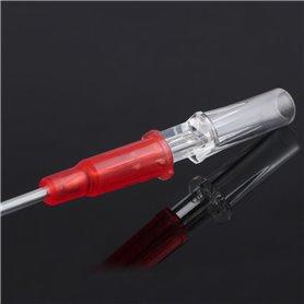 Aiguille cathéter à l'unité ou par 50 Pcs piercing