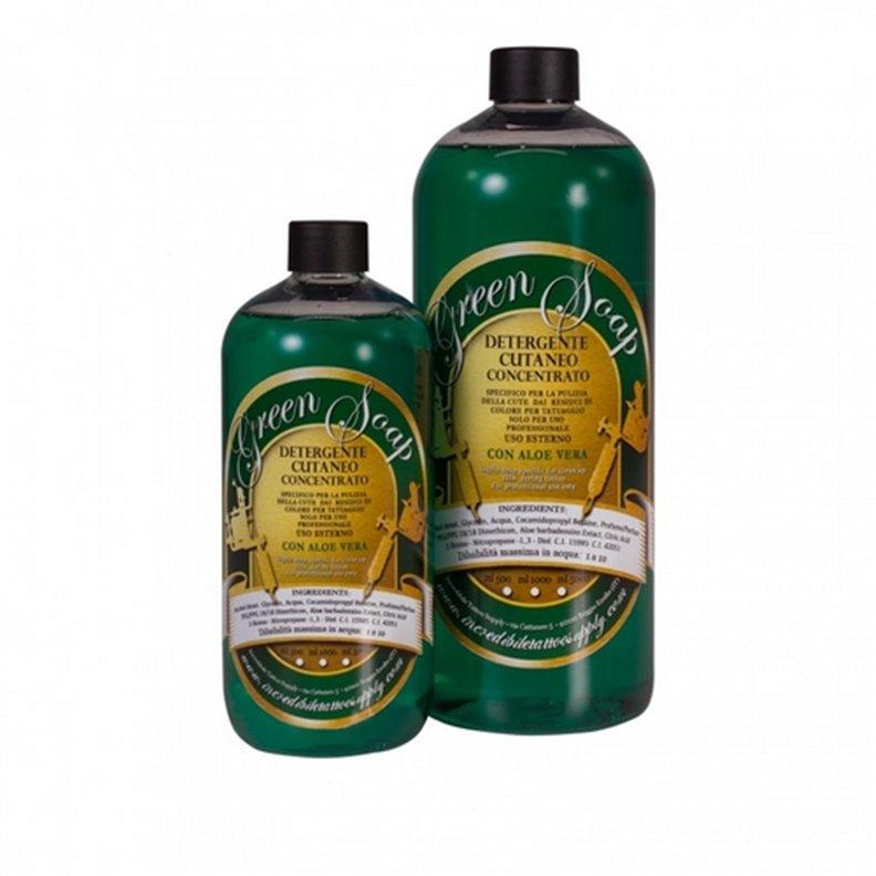 Green Soap concentré LAURO PAOLINI 500ml