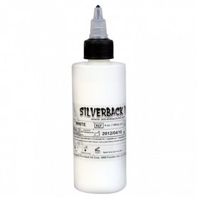Encre SilverBack Ink XXX White 120ml