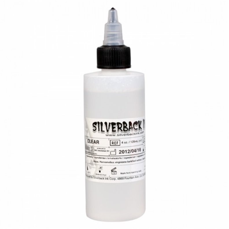 Clear solution diluante SilverBack Ink XXX 120ml