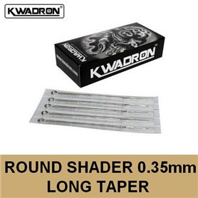 Aiguille Round Shader (RS) 0,35mm Kwadron