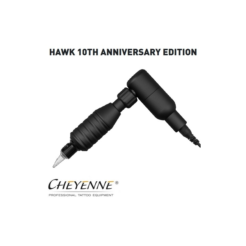 Machine Cheyenne Hawk noir mat