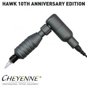 Cheyenne Hawk edition 10 ans gris mat haute qualité