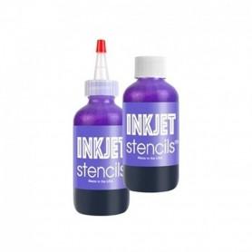 Inkjet stencils en bouteille de 120ml solution pour le transfert de tatouage
