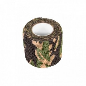 Grip Cover adhésif 50mm par 4,5m - Camouflage Army