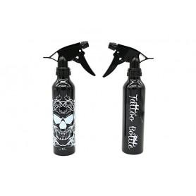 Bouteille à Spray 250ml noire tatouage