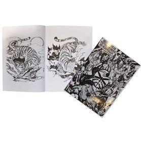 Livre tattoo 100 japanese designs by horimuja