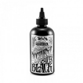 Encre NOCTURNAL INK Super Black 4oz/120ml