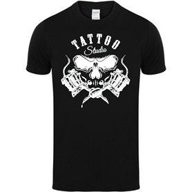 T-shirt DEVILISH - Tatoué(e) et bien élevé(e) - Homme/Femme