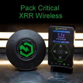 Pack Alimentation CRITICAL XRR + Pédale Wireless