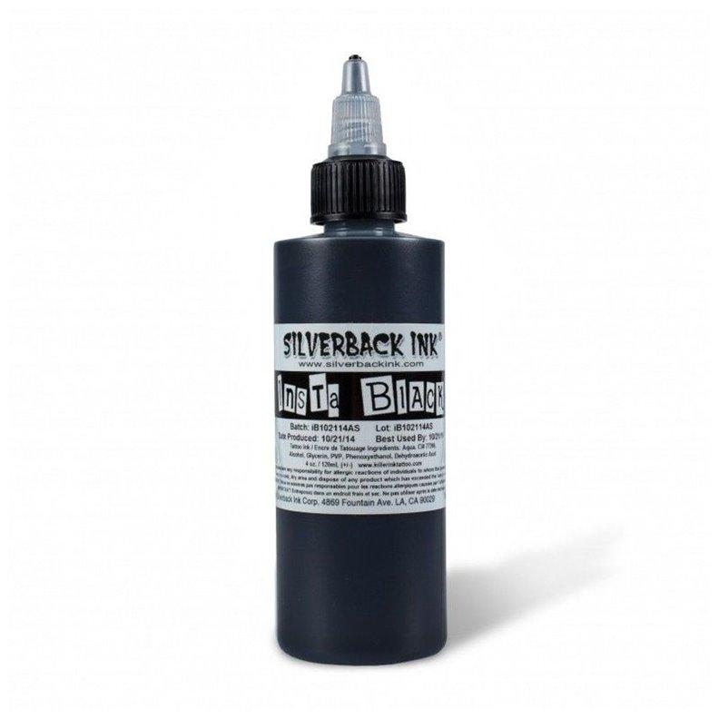Encre SilverBack Ink Insta Black 120ml
