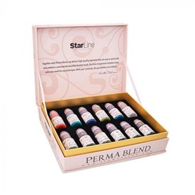 Kit encre PERMA BLEND Starline - Set de 12 encres