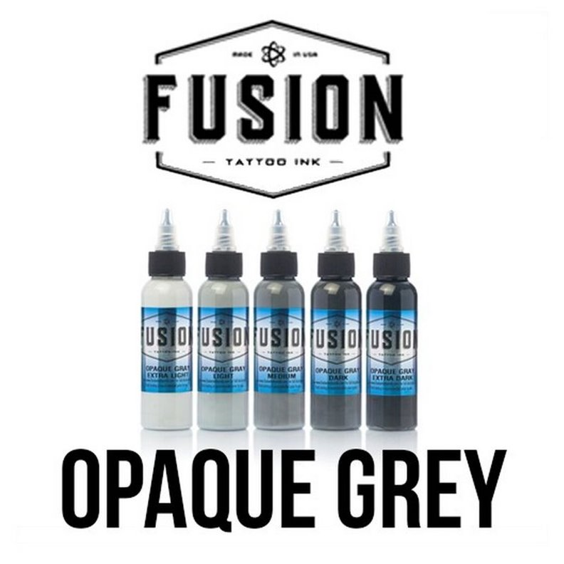 Encre FUSION Opaque Grey 30ml - 5 Teintes