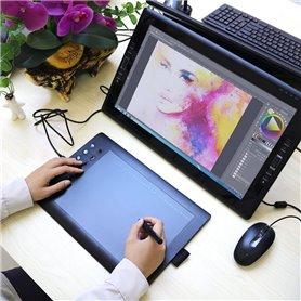Tablette Graphique Pro GAOMON M106K