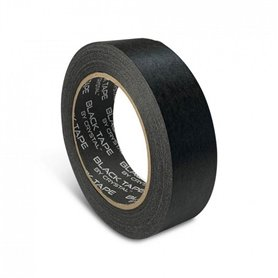 Bande Microporeuse Noire - 3 cm x 50 m - CRYSTAL