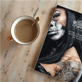 Catalogue 16 pages DEVILISH TATTOO