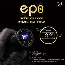 AVA GT Pen EP8 à batterie interchangeable
