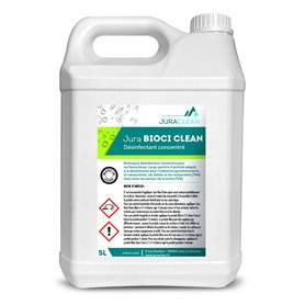 JURA BIOCI CLEAN Nettoyant désinfectant pour sols 5L