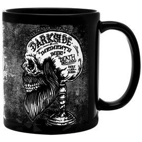 Tasse céramique DARKSIDE - Memento Bearded Skull