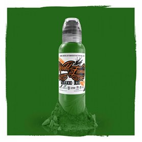Encre WORLD FAMOUS Everglades Green 30ML