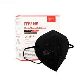 Masque FFP2 Noir - DPI - La boite de 10