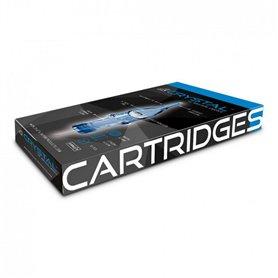 Cartouche Crystal Premium - Par 10
