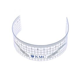 Règle en plastique sourcil - Type 2