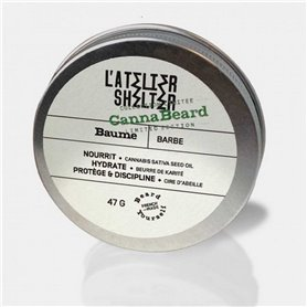 Baume Pour Barbe Cannabeard - F*cking Barber - 47gr