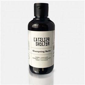 Shampoing Pour Barbe Skull - F*cking Barber - 200ml