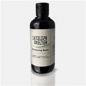 Shampoing Pour Barbe Cannabeard - F*cking Barber - 200ml