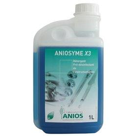 Détergent Pré-désinfectant instruments ANIOSYME X3
