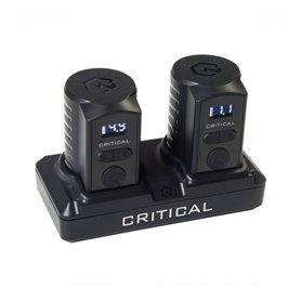 Pack alimentation CRITICAL portable RCA ou 3.5mm