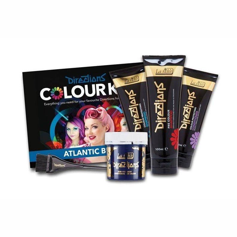Kit coloration cheveux LA RICHÉ DIRECTIONS - Atlantic Blue