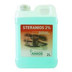 Désinfectant de haut niveau STERANIOS 2%