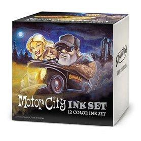 Kit 12 encres ETERNAL Motor City INK set