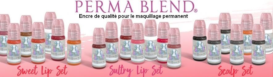 Encre PERMA BLEND - Devilish tattoo votre boutique pour vos achats de pigments Perma blend pour vos maquillages permanents.